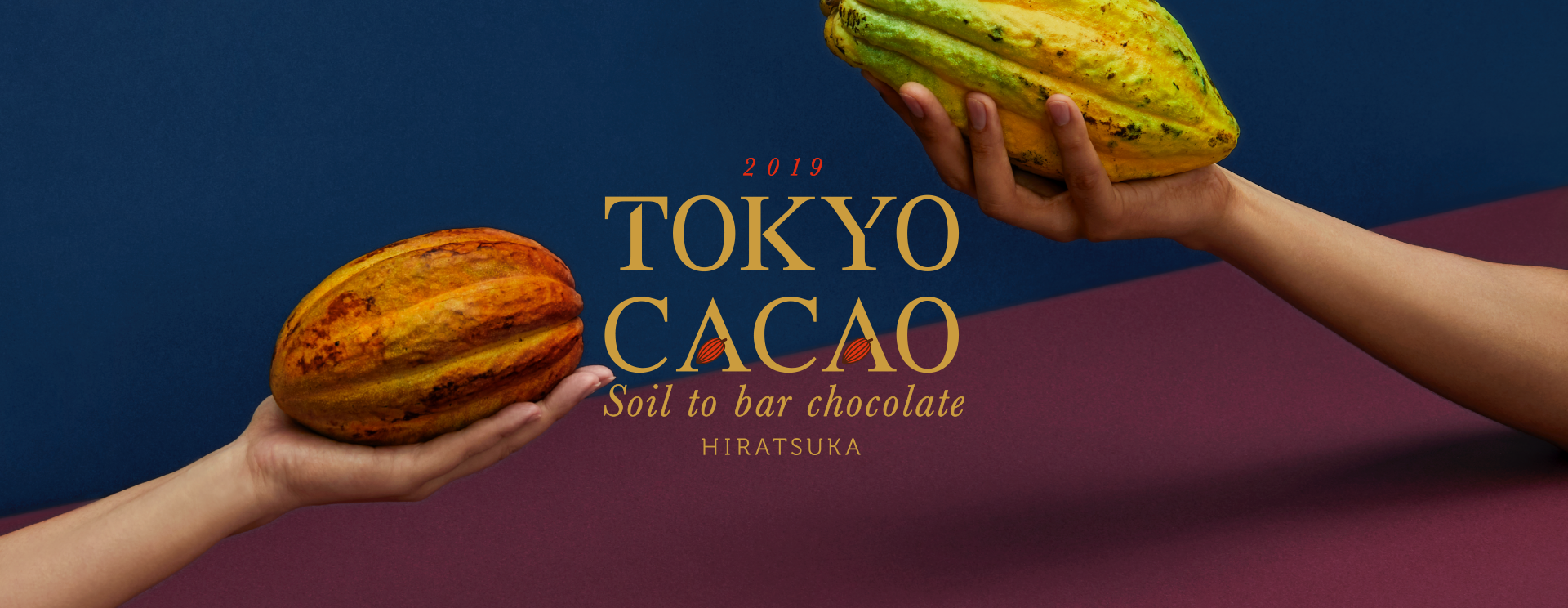 TOKYO CACAO Soil to bar chocolate